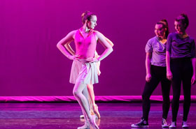 St. Paul's Ballet Company 2014's A Classic Conundrum By Philip Neal